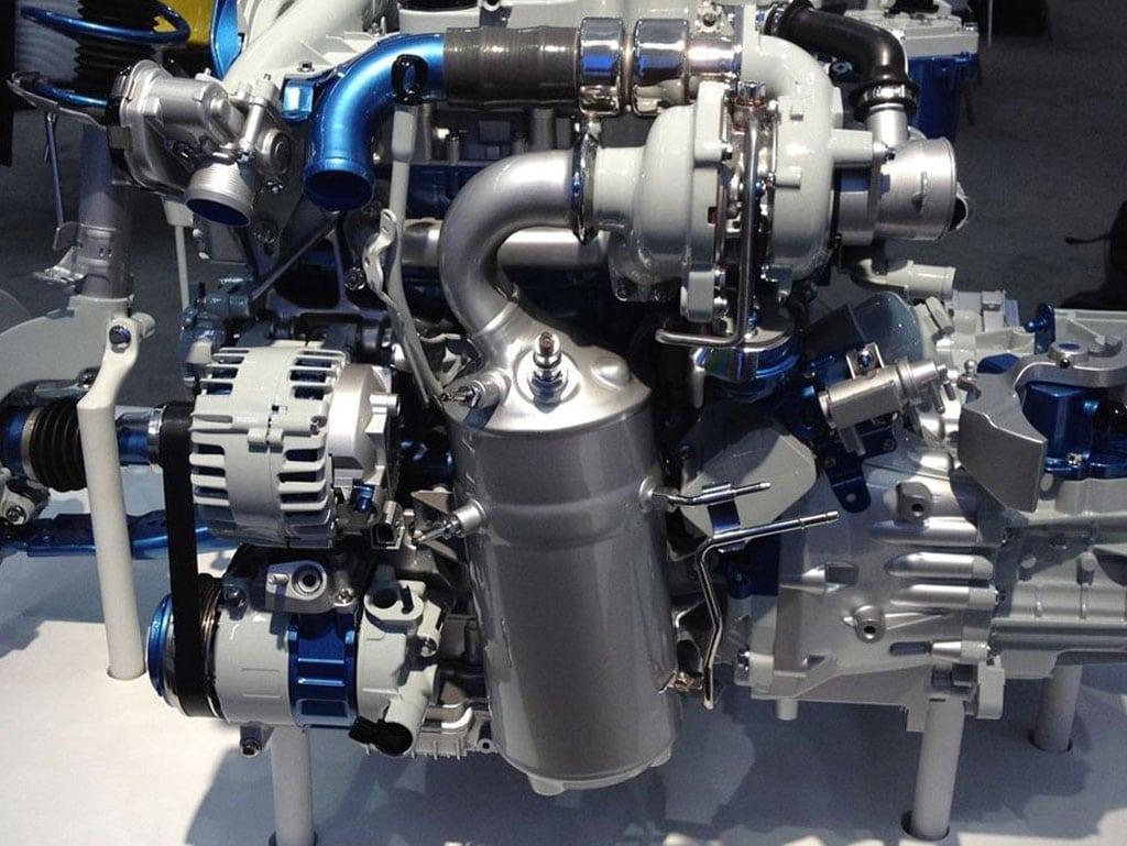 Diesel Particulate Filter Replacement Hertfordshire