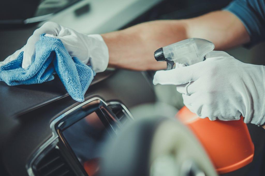 covid clean service