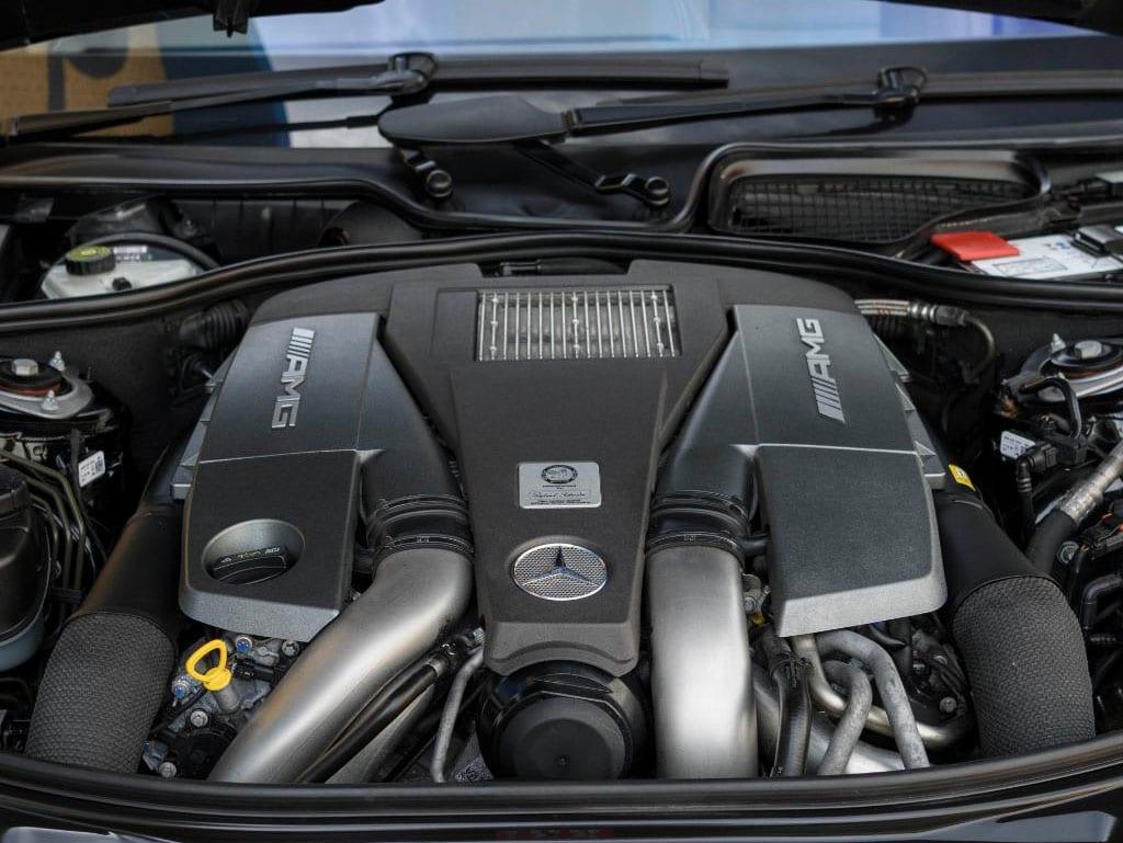 Mercedes-Benz Specialist Garage Hitchin