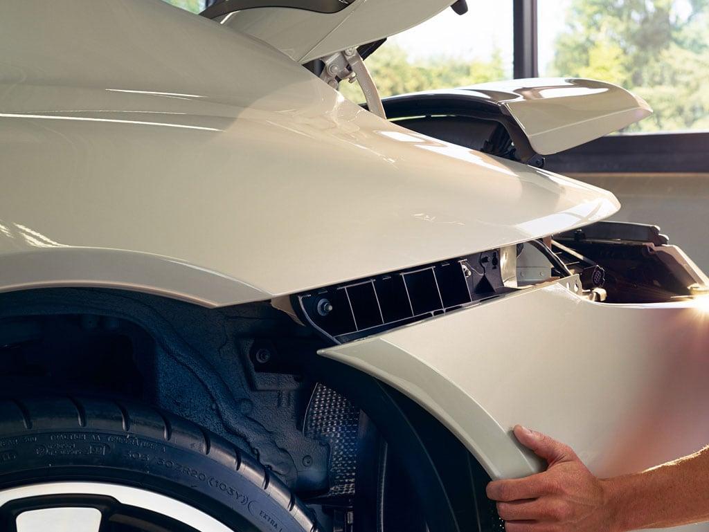 Porsche Car Service Hitchin