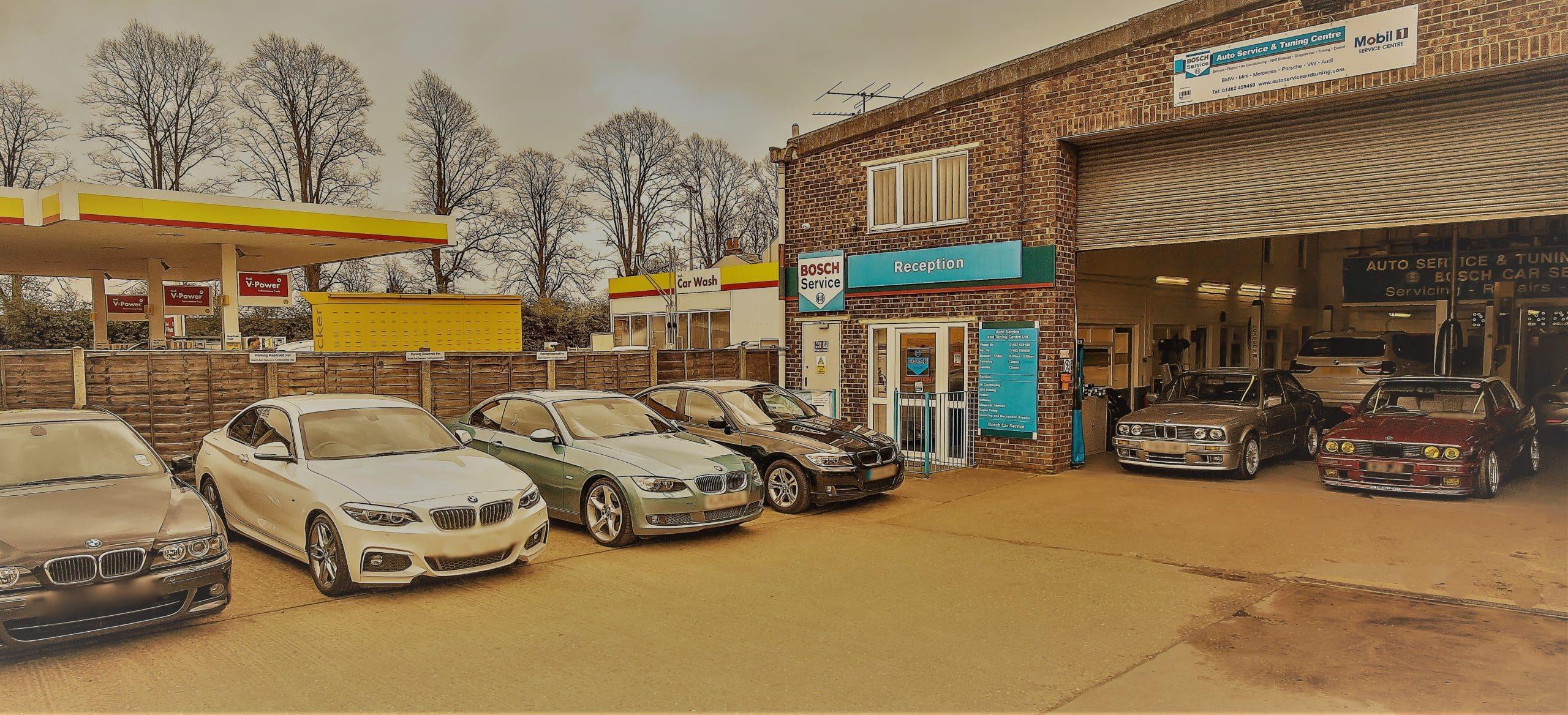 Bosch Auto Service Tuning Centre 01 65 2