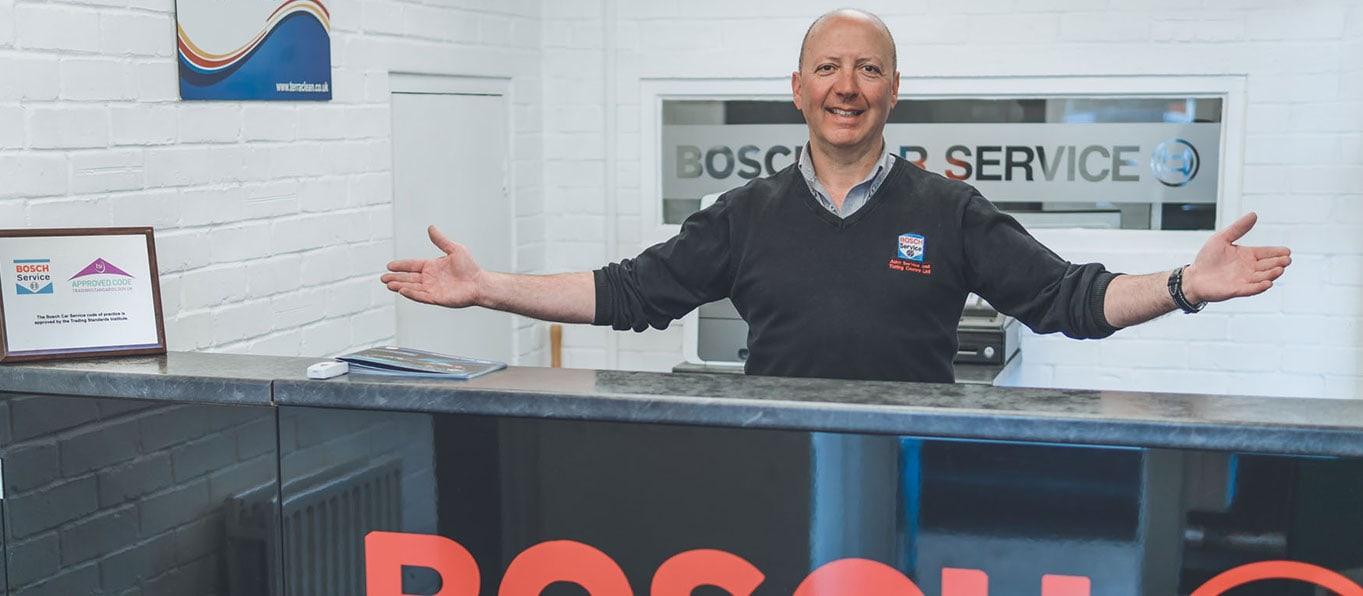 Bosch Car Service Hertfordshire