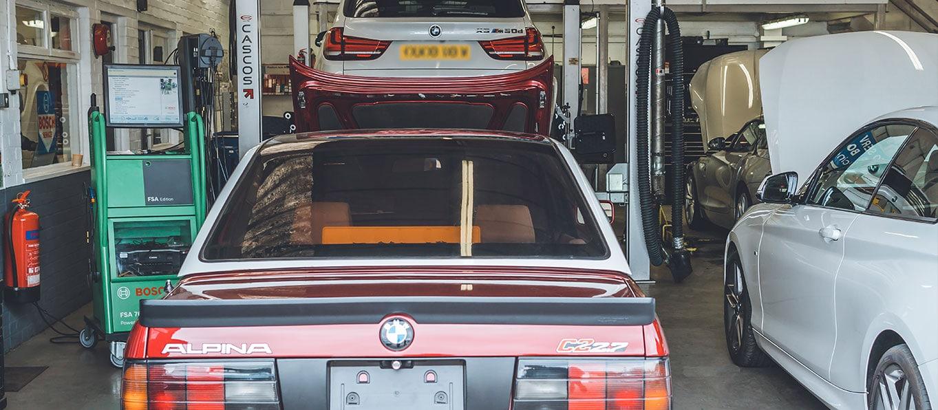 Car Servicing Hitchin Hertfordshire.