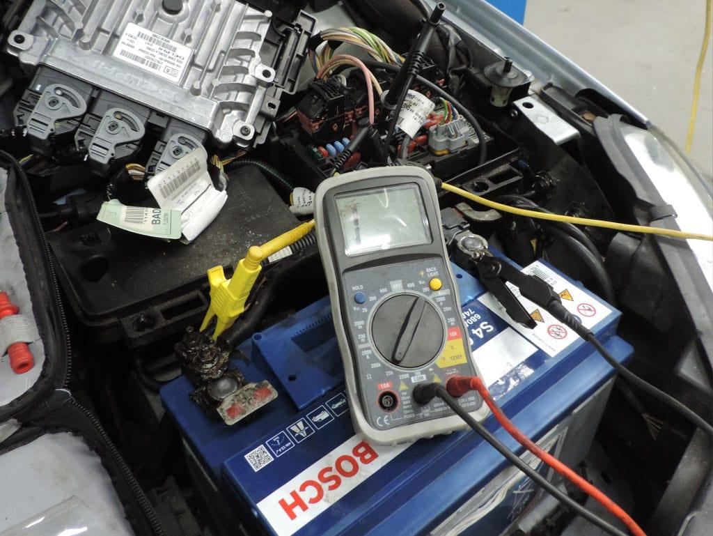 bosch car electric service