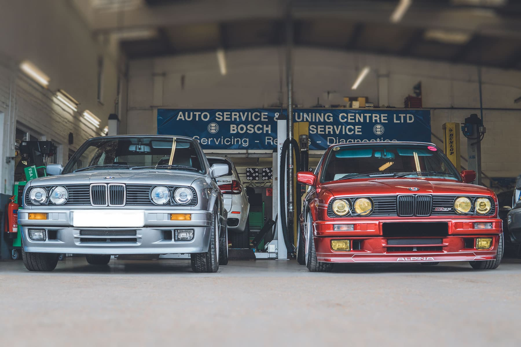 bosch tuning and service center hitchen
