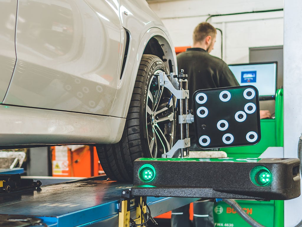 wheel alignment equipment hitchen